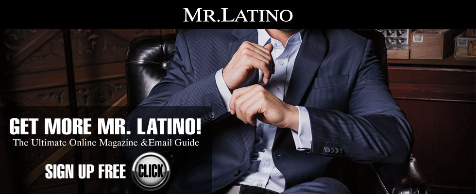 LONG ISLAND LOU TEQUILA  (PROFILE & INTERVIEW)  -   MR. LATINO MAGAZINE