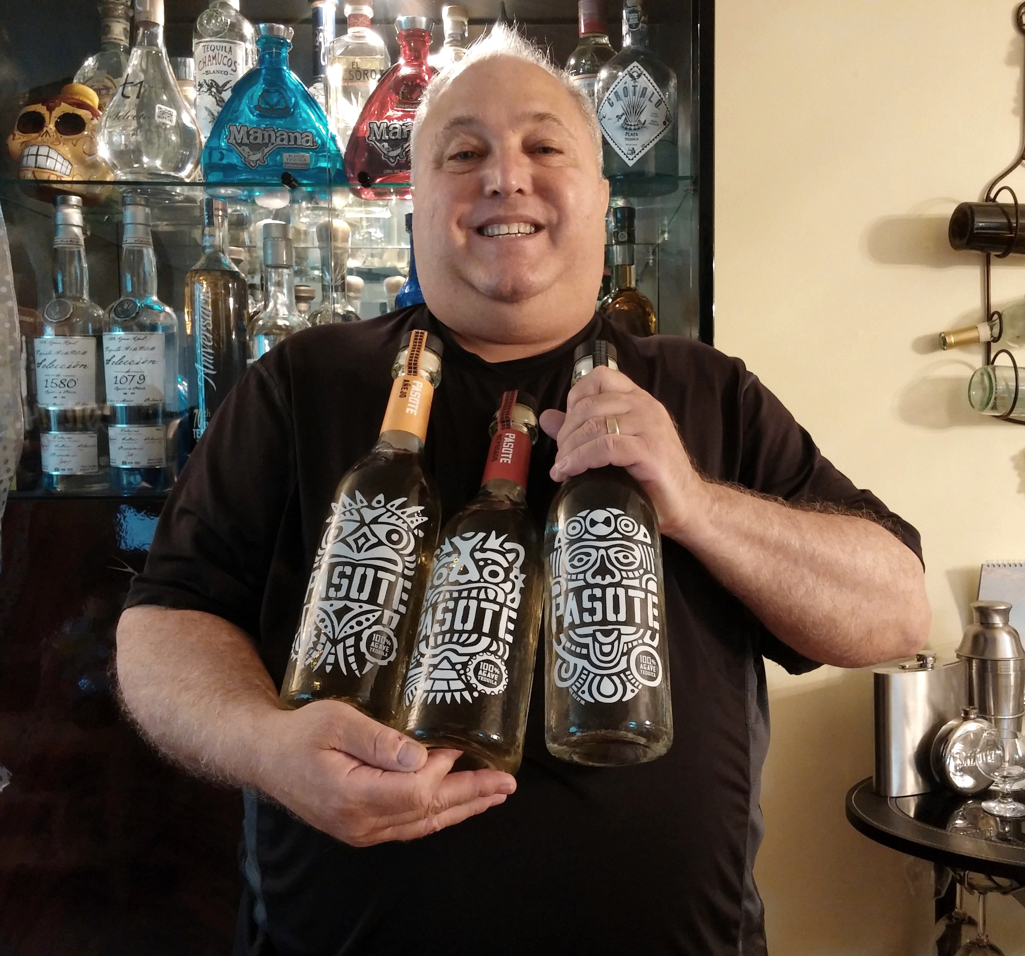 PASOTE  TEQUILA - Traditionally Made- Bold & Delicious.  Felipe did it again!!