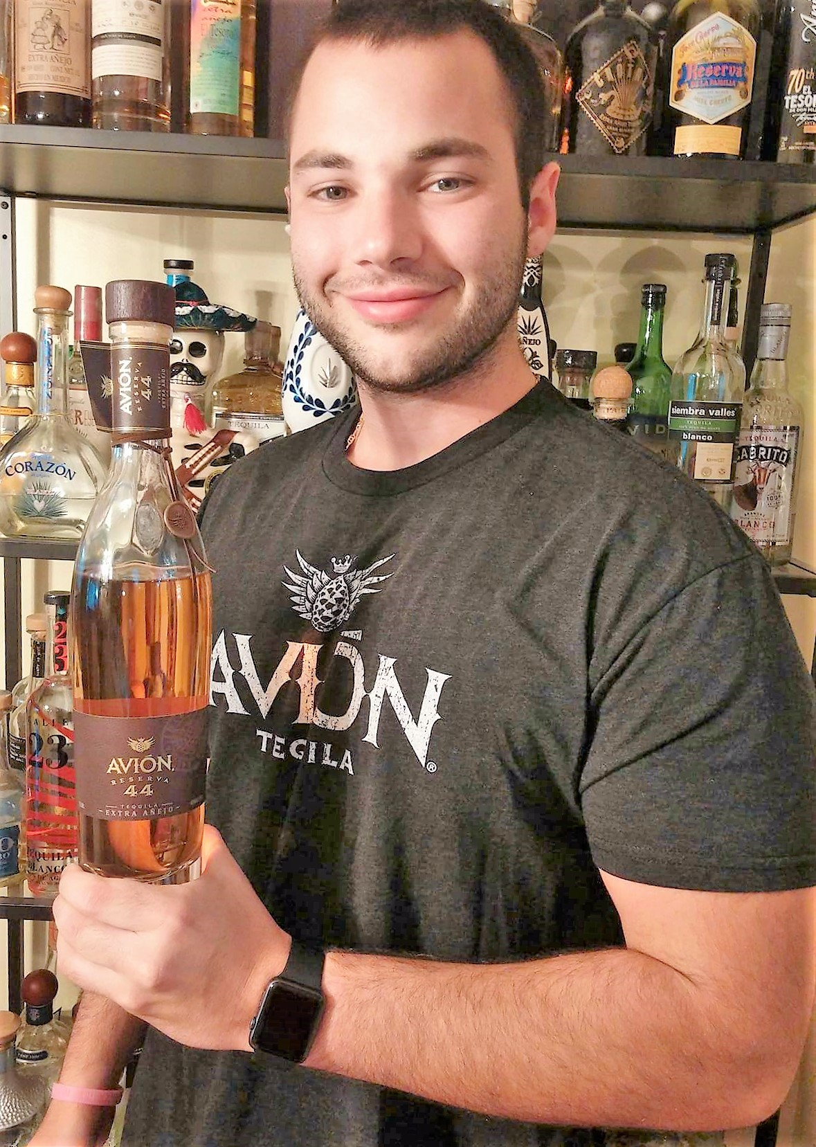 "AVION Tequila - Tasty & Solid- It's the ""Real"" Thing"