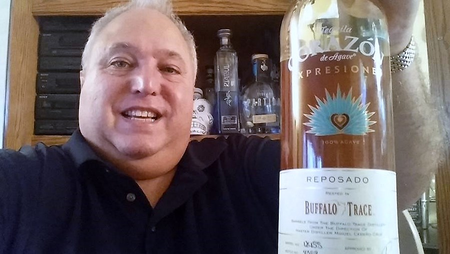 Corazon Expresiones - Buffalo Trace Reposado - Get 'Em Before They're Gone
