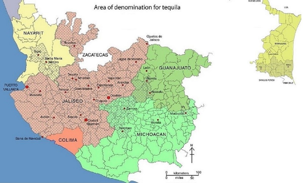 Tequila Regions - Highlands (Los Altos) & Lowlands (El Valle) - WHICH IS YOUR FAVORITE?