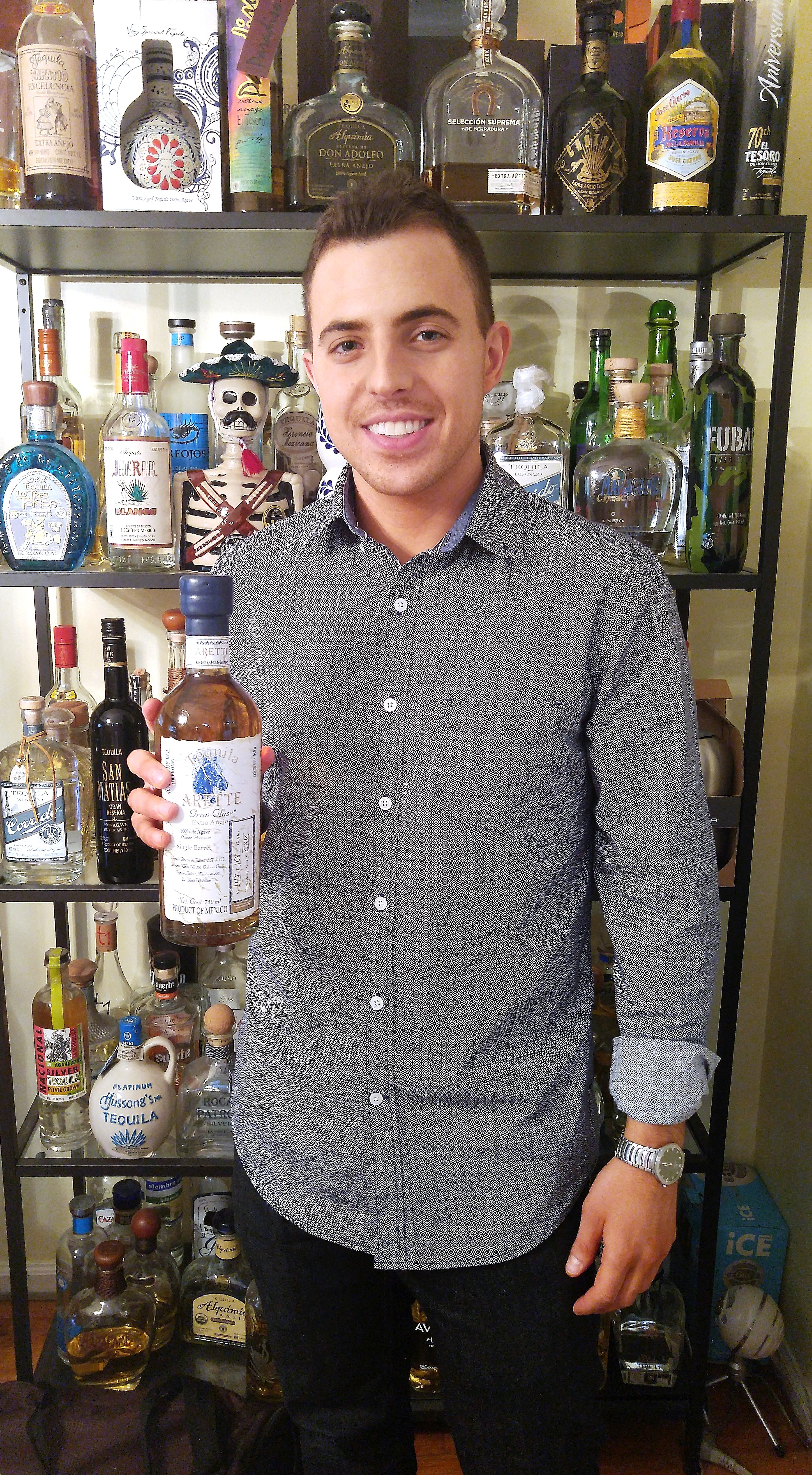 Arette's  'Suave  Artesanal' Tequila Rocks Out - The Blanco &  Extra Anejo are Standouts