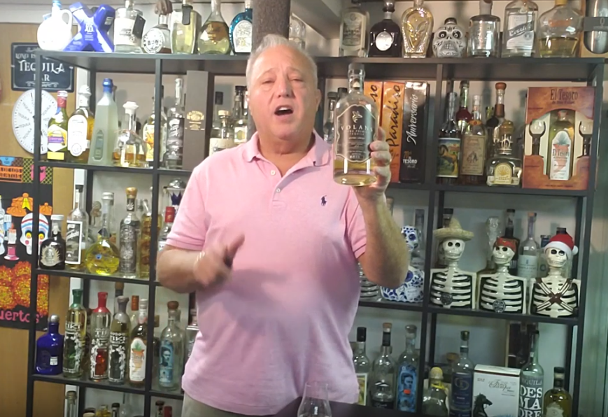Lou Agave of Long Island Lou Tequila - Volans Extra Anejo Review