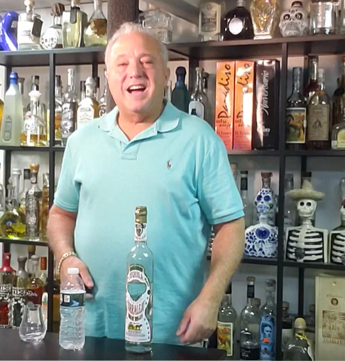Lou Agave of Long Island Lou Tequila - Corralejo Blanco - Don't Waste Your Time.