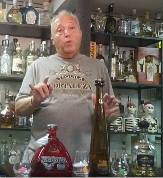 "Lou Agave of Long Island Lou Tequila - ""Tequila in 90 seconds Or Less"" - Blind Taste Test At Home"
