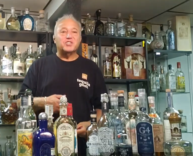 Lou Agave of Long Island Lou Tequila - Do You Really Know Where Tequila Is From?