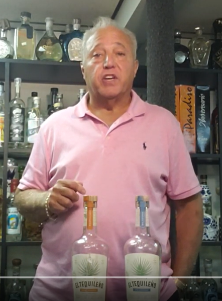 Lou Agave of Long Island Lou Tequila - Have you heard of Tequileño Tequila?