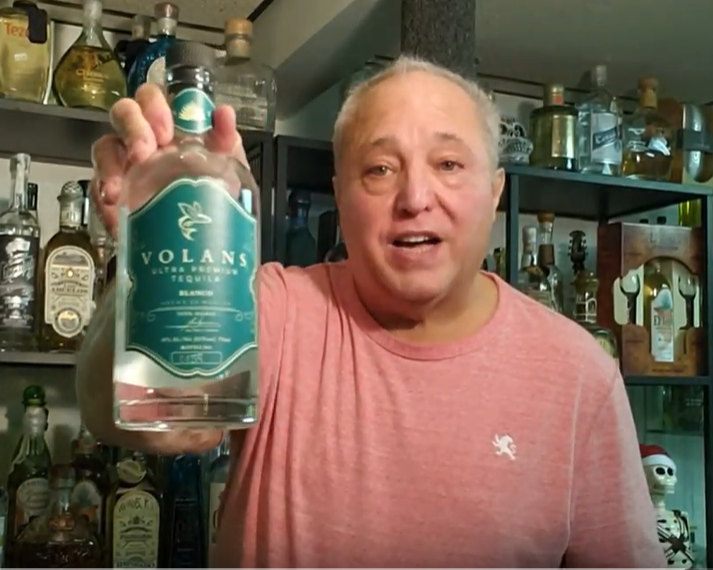 Lou Agave of Long Island Lou Tequila - Volans Tequila - Another Felipe Masterpiece