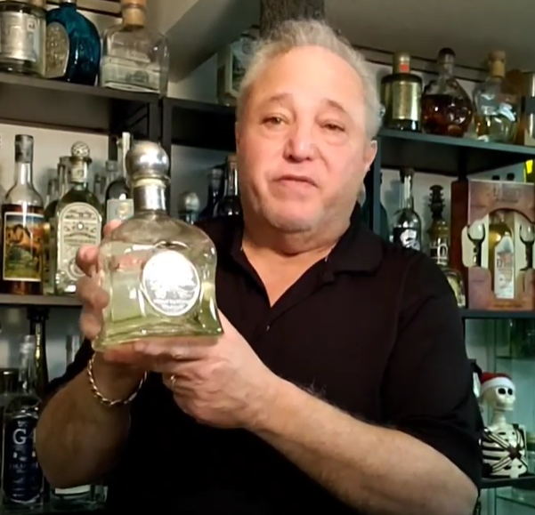 Lou Agave of Long Island Lou Tequila - Casa Noble blanco - No Thanks!