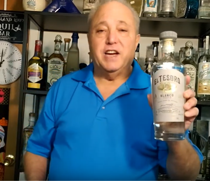 Lou Agave of Long Island Lou Tequiila - El Tesoro Tequila - A Top Level Tequila