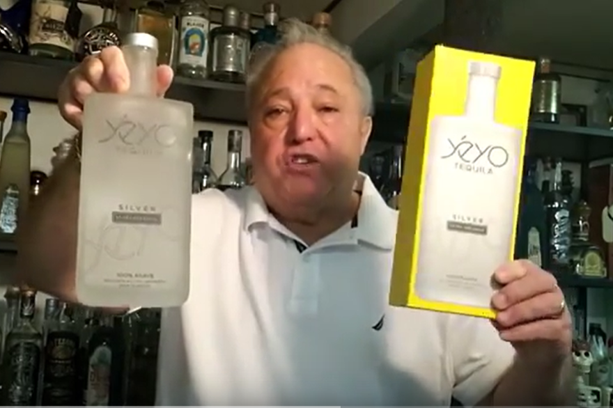 Lou Agave of Long Island Lou Tequila - Ýeyo Tequila- This Stuff is REAL Good