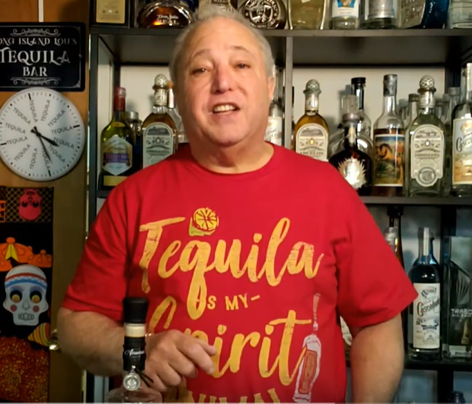 Lou Agave of Long Island Lou Tequila- Azunia 'Black' Anejo - Exceptional High End Anejo