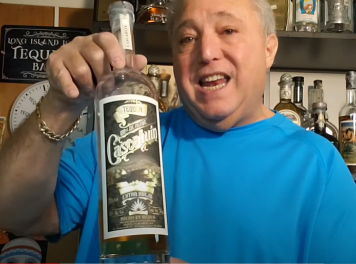 Lou Agave of Long Island Lou Tequila - Lou's Top 12 Extra Anejo Tequilas Under $100.