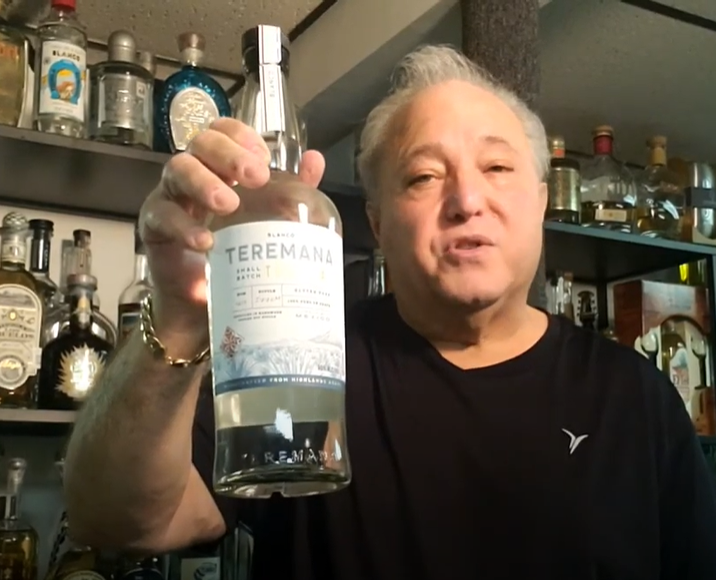 Lou Agave of Long Island Lou Tequila - The Rock's Teremana - It's Just ok