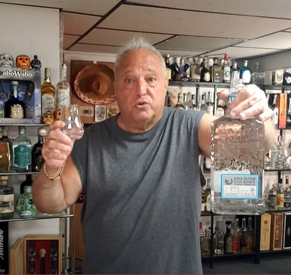 Lou Agave of Long Island Lou Tequila - Olmeca Altos - The Best Mixer For the Price On the Planet