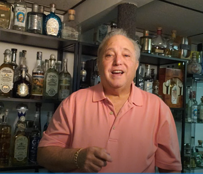 Lou Agave of Long Island Lou Tequila - Paquí Anejo - It's Good, But For The Price... There's Better