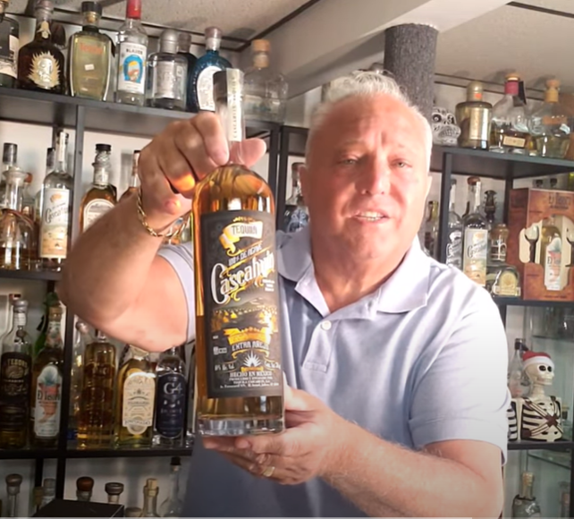 Lou Agave of Long Island Lou Tequila - 'You Can't Take It With You'- Cascahuin French Oak Extra Anejo