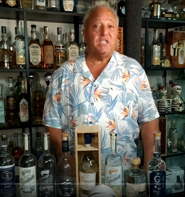 Lou Agave of Long Island Lou Tequila - Lou's Top 20 High proof Blanco Tequilas