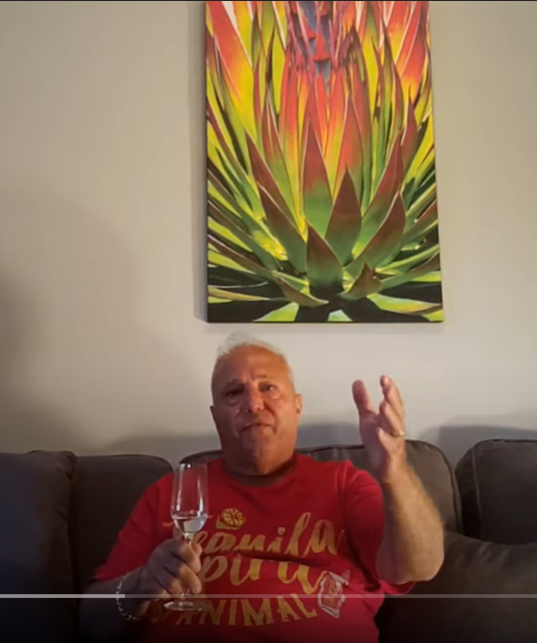 Lou Agave of Long Island Lou Tequila- 'Sippin with Lou' - How to Find Quality Tequilas