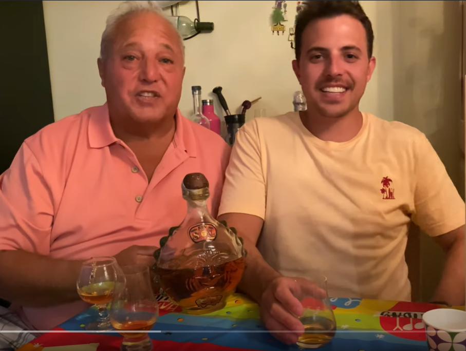 Lou Agave of Long Island Lou Tequila - 'Sippin' With Lou'- Is it worth a $100 more?