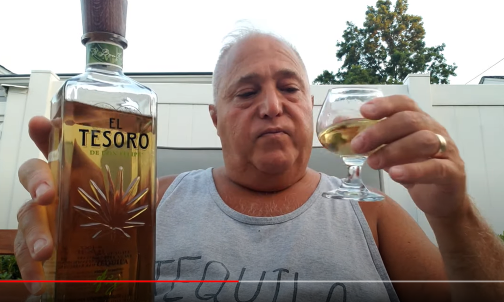 Lou Agave of Long Island Lou Tequila- 'You Can't Take It With You'/'Sippin With Lou'- Old School ET