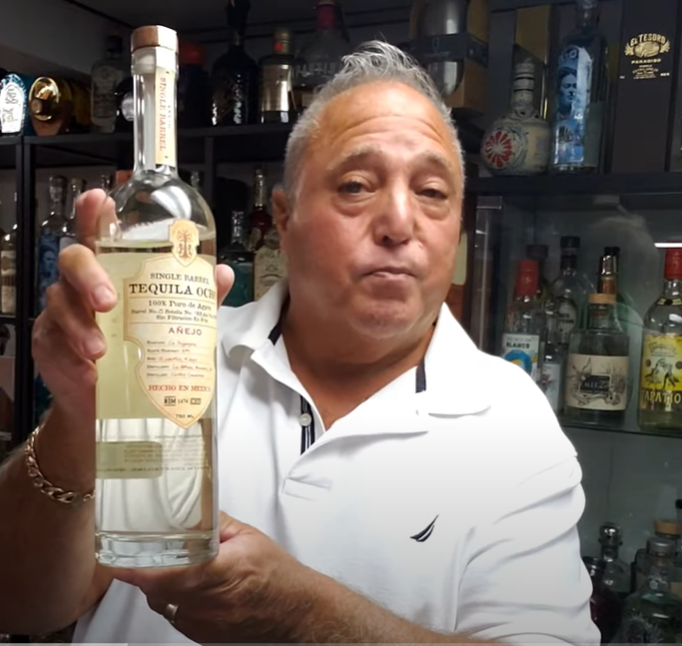 Lou Agave of Long Island Lou Tequila - 'You Can't Take It With You'- Ocho 2014 La Magueyera SB Anejo