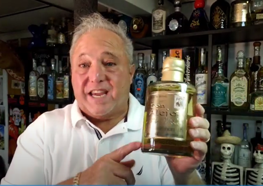 Lou Agave of Long Island Lou Tequila-ELECTION NIGHT REVIEW-'You Can't Take It With You'- Don Alejo Repo