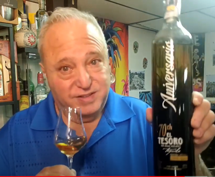 Lou Agave of Long Island Lou Tequila - 'You Can't Take It With You'- El Tesoro 70th XA-Absolutely Phenomenal
