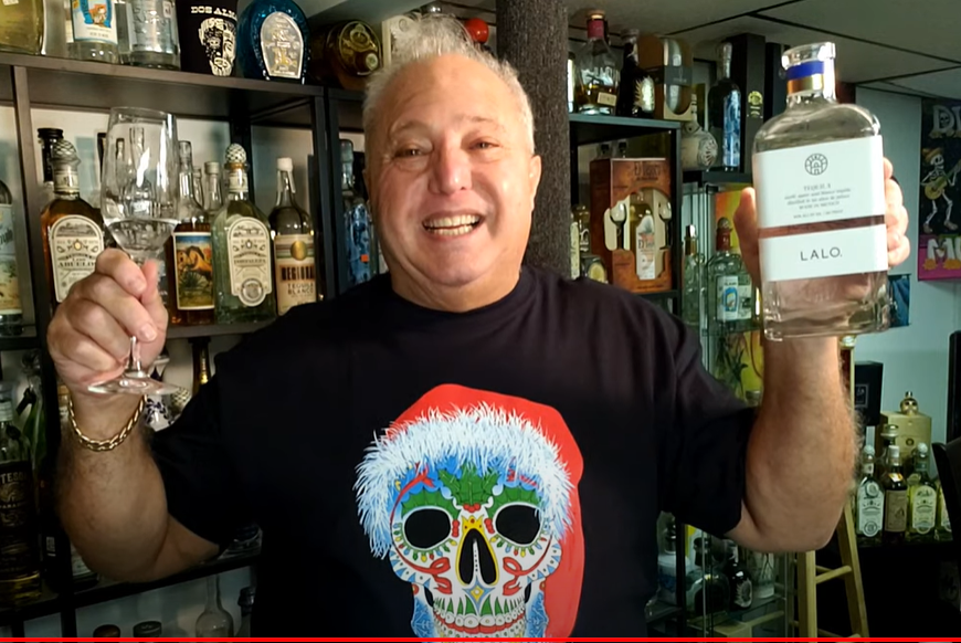Lou Agave of Long Island Lou Tequila - Lalo Blanco- Woooo this stuff is Really Good