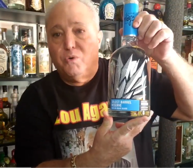 Lou Agave of Long Island Lou Tequila - Milagro Select Barrel Reserve - You Can Definitely Do Better