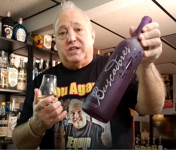 Lou Agave of Long Island Lou Tequila- 'You Can't Take It With You'- Buscadores Repo- Oh My Goodness