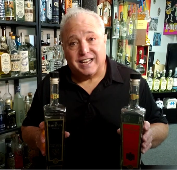 Lou Agave of Long Island Lou Tequila - The Bad Stuff (XA & Repo) - It's A Good Sweetness