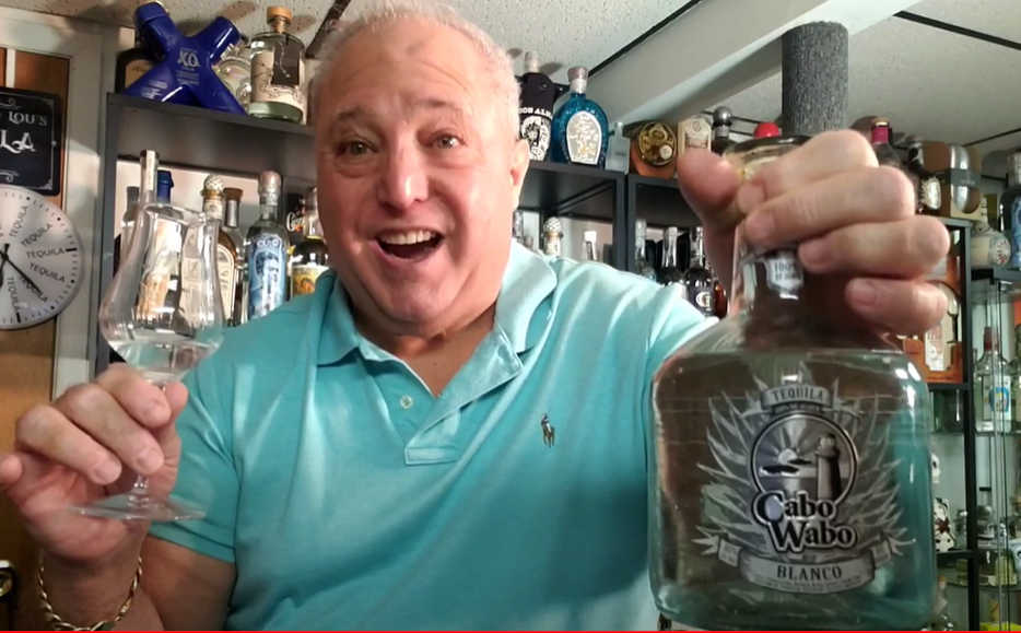 Lou Agave of Long Island Lou Tequila - Cabo Wabo Blanco- 2nd Series Lighthouse - Old Time Goodness
