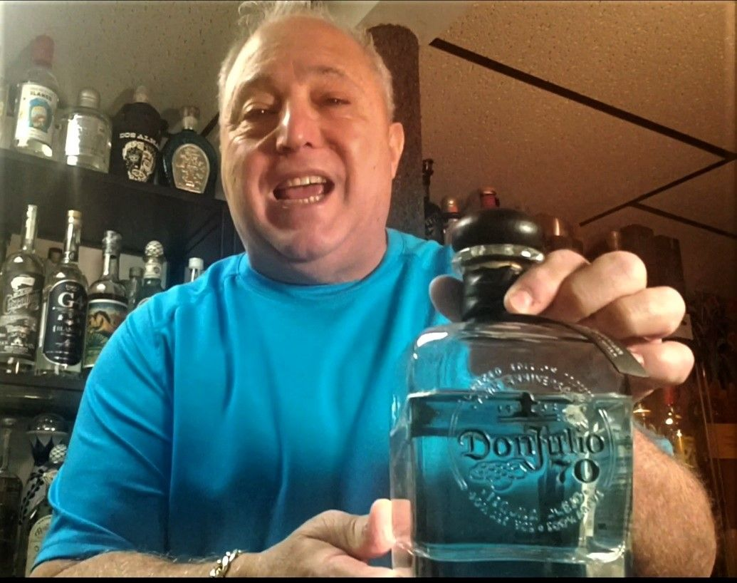 Lou Agave of Long Island Lou Tequila - Don Julio 70 Añejo Cristalino - Oh Lord... This is Horrible