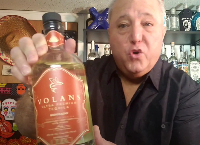 Lou Agave of Long Island Lou Tequila - 'Tequila in 90 Seconds Or Less'- Volans Reposado - A Real Gem