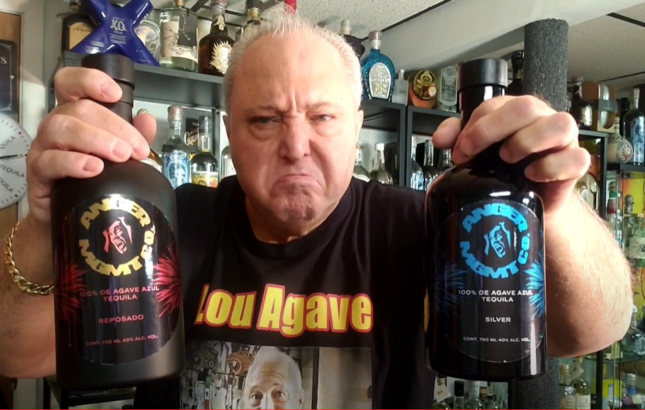 Lou Agave of Long Island Lou Tequila - Anger Management Tequila - Nothing To Get Too Excited About