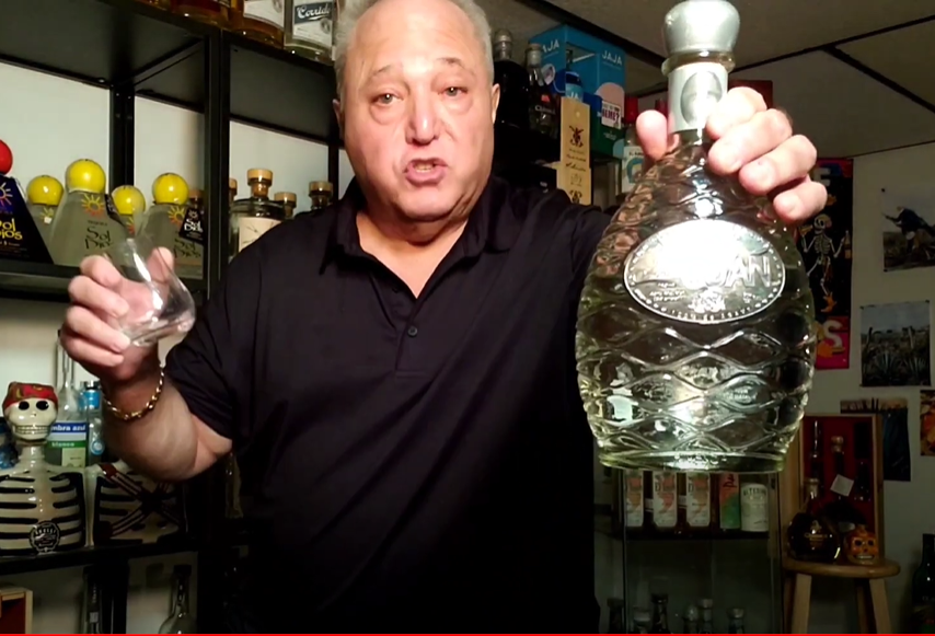 Lou Agave of Long Island Lou Tequila - Number Juan Tequila - The #1 Celebrity Tequila Brand Sold