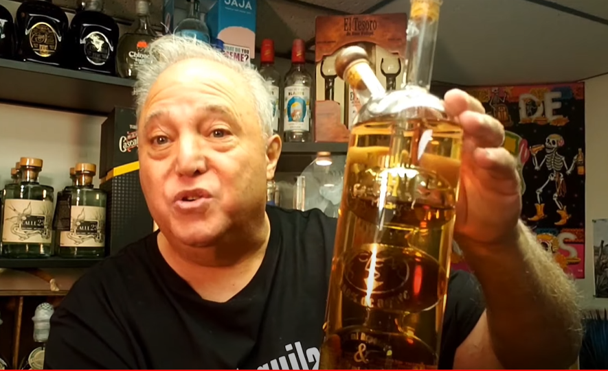 Lou Agave of Long Island Lou Tequila - 'You Can't Take It With You' - The Milagro 'Romance' - A Good Buzz